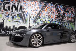 Used 2010 Audi R8 5.2L V10- 6 speed Gated Shifter Manual for sale in Concord, ON