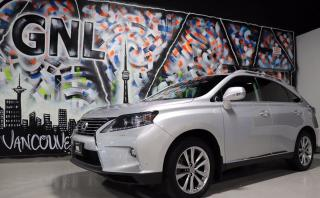 Used 2015 Lexus RX 350 Sportdesign for sale in Concord, ON