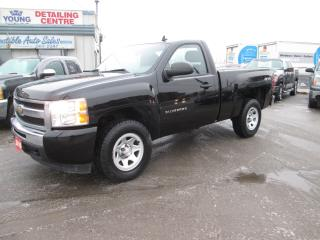 Used 2010 Chevrolet Silverado 1500 WT for sale in Hamilton, ON