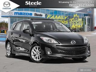 Used 2013 Mazda MAZDA3 GT (INCLUDES A NO CHARGE WARRANTY) for sale in Dartmouth, NS