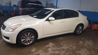 Used 2007 Infiniti G35 Luxury for sale in North York, ON