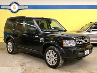 Used 2010 Land Rover LR4 LUX for sale in Vaughan, ON