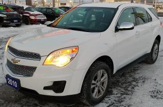Used 2010 Chevrolet Equinox LS for sale in Hamilton, ON
