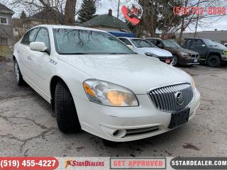 Used 2011 Buick Lucerne CXL | LEATHER | ROOF for sale in London, ON