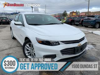 Used 2018 Chevrolet Malibu LT | 1OWNER | CAM | POWER SEATS for sale in London, ON