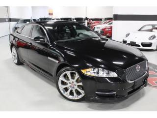 Used 2015 Jaguar XJ 3.0L PREMIUM LUXURY   JAGUAR WARRANTY for sale in Vaughan, ON