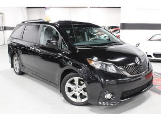Used 2014 Toyota Sienna SE 8 Passenger   DVD   19 INCH WHEELS for sale in Vaughan, ON