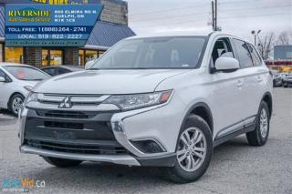 Used 2018 Mitsubishi Outlander ES AWC for sale in Guelph, ON