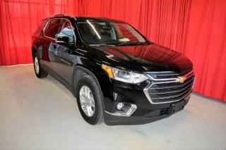Used 2018 Chevrolet Traverse LT | AWD | 7 Passenger | Remote Start for sale in Listowel, ON