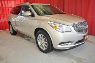 Used 2016 Buick Enclave AWD | Leather | 7 Passenger | Navigation for sale in Listowel, ON