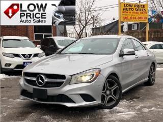 Used 2015 Mercedes-Benz CLA-Class AWD*Navi*Camera*BlindSpot*Xenon*MBWarranty* for sale in Toronto, ON
