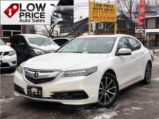 Used 2015 Acura TLX AWD*Navi*Camera*BlindSpot*LDW*Warnty* for sale in Toronto, ON