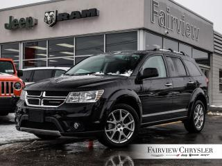 Used 2018 Dodge Journey GT   AWD   DVD   7 Pass   Sunroof for sale in Burlington, ON