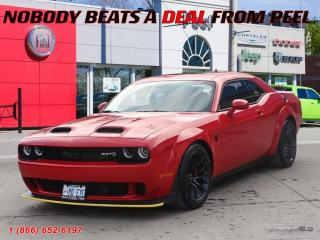 New 2019 Dodge Challenger SRT Hellcat Redeye for sale in Mississauga, ON