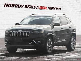 New 2019 Jeep Cherokee OVERLAND for sale in Mississauga, ON