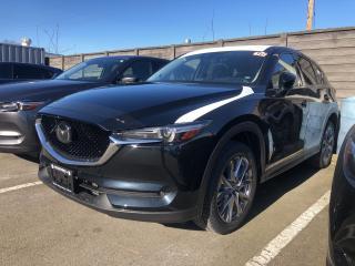 New 2019 Mazda CX-5 GT AWD 2.5L I4 T at for sale in North Vancouver, BC