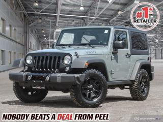 Used 2015 Jeep Wrangler SPORT for sale in Mississauga, ON