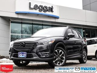 Used 2016 Mazda CX-5 GT LEATHER, NAV, BOSE, MOON ROOF, LED LIGHTS for sale in Burlington, ON