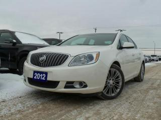 Used 2012 Buick Verano 2.4L LEATHER REMOTE START HEATED STEERING WHEEL for sale in Midland, ON