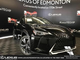 New 2019 Lexus UX 250H Premium Package for sale in Edmonton, AB