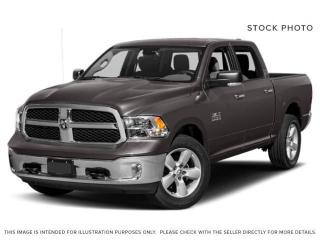 New 2019 RAM 1500 Classic CREW 4X4 SLT for sale in Cold Lake, AB