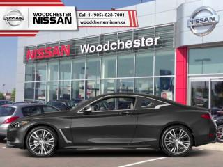 New 2019 Infiniti Q60 3.0t SPORT AWD  - Navigation - $400.92 B/W for sale in Mississauga, ON