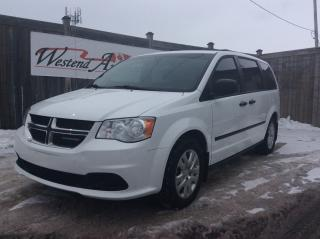 Used 2014 Dodge Grand Caravan SE  47000 Kms for sale in Stittsville, ON