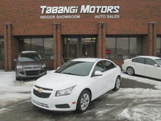 Used 2014 Chevrolet Cruze LT |NO ACCIDENT | BIG SCREEN | REAR CAM | REMOTE START | B\T for sale in Mississauga, ON