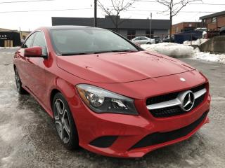 Used 2016 Mercedes-Benz CLA-Class CLA250 I 4MATIC I NAVIGATION I BACKUP CAMERA for sale in Toronto, ON