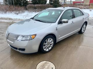 Used 2011 Lincoln MKZ 4dr Sdn FWD, low km's, no accidents for sale in Halton Hills, ON
