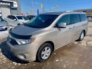 Used 2011 Nissan Quest 4dr, 7 passenger, no accidents for sale in Halton Hills, ON