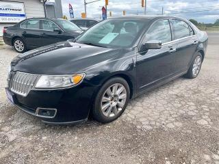 Used 2010 Lincoln MKZ 4DR SDN AWD for sale in Halton Hills, ON