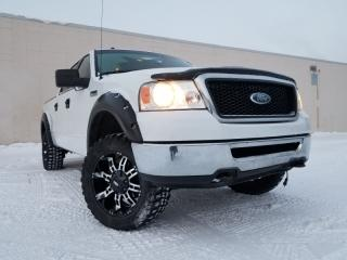 Used 2008 Ford F-150 4WD SUPERCREW for sale in Edmonton, AB