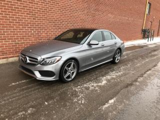Used 2015 Mercedes-Benz C-Class 4dr Sdn C400 4MATIC for sale in Mississauga, ON