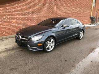 Used 2013 Mercedes-Benz CLS-Class 4dr Sdn CLS550 for sale in Mississauga, ON