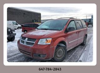 Used 2008 Dodge Grand Caravan 4dr Wgn SXT for sale in Mississauga, ON