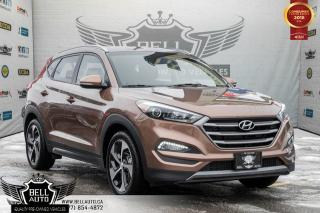 Used 2016 Hyundai Tucson LIMITED, AWD, BACK-UP CAM, HEATED SEATS for sale in Toronto, ON
