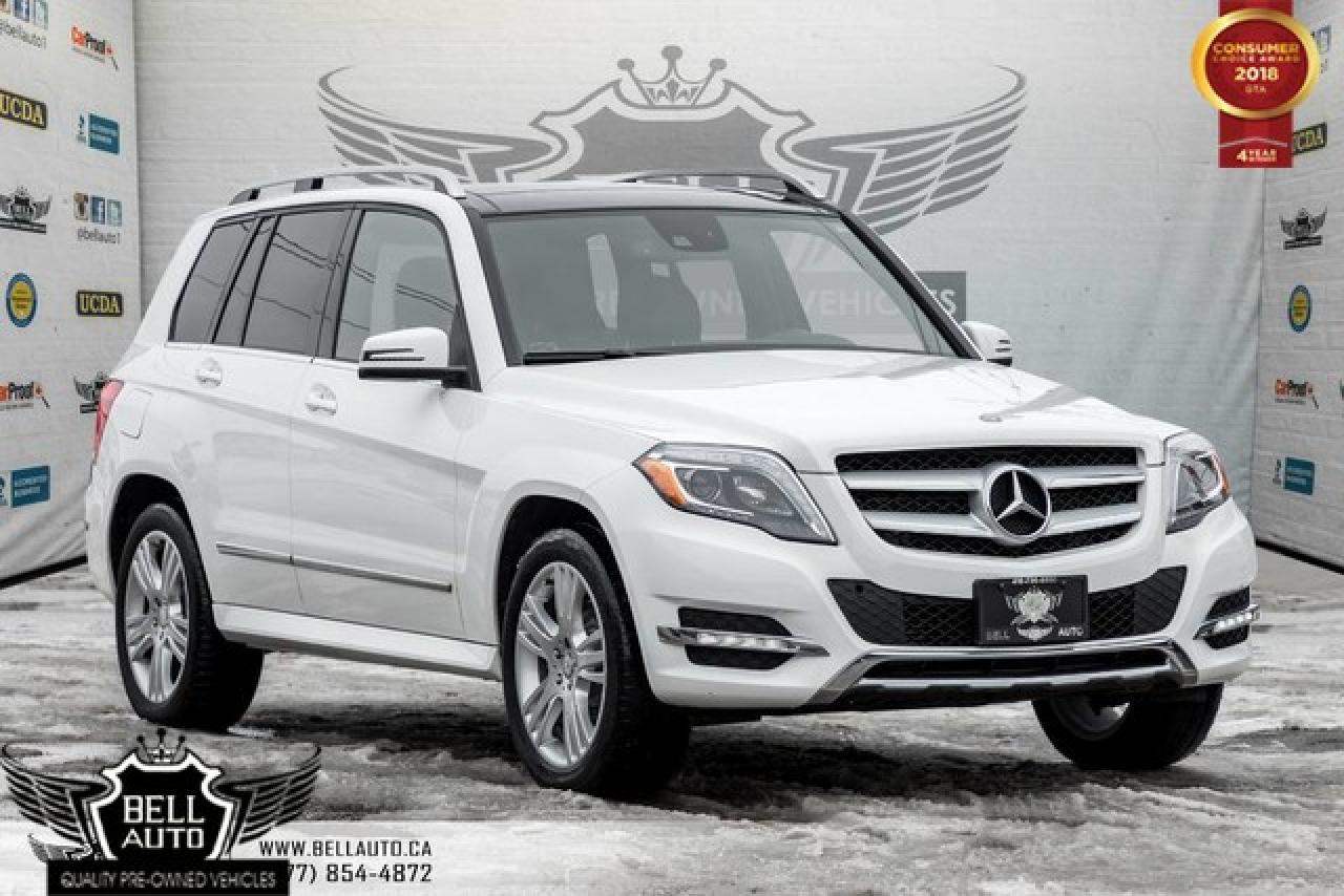 2015 Mercedes-Benz GLK200 BlueTec LIMITED, NAVI, PANO ROOF, BLIND SPOT