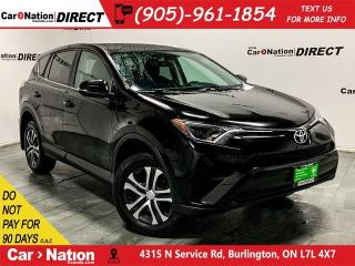 Used 2016 Toyota RAV4 LE| AWD| WE WANT YOUR TRADE| for sale in Burlington, ON
