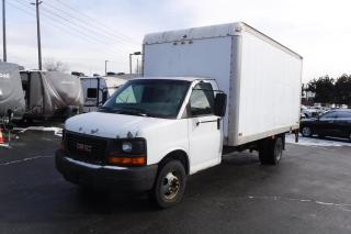 Used 2003 GMC Savana G3500 16 Foot Cube Van with Power Tailgate for sale in Burnaby, BC
