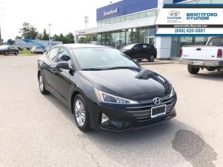 New 2019 Hyundai Elantra Preferred  AT  - Heated Seats - $129.53 B/W for sale in Brantford, ON