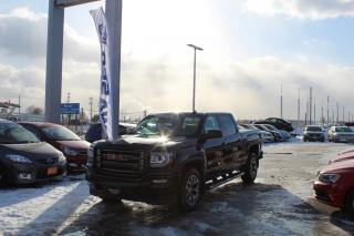 Used 2017 GMC Sierra 1500 SLT for sale in Whitby, ON