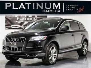 Used 2011 Audi Q7 3.0T quattro Premium, CAM, PANO, Wood Trim for sale in Toronto, ON