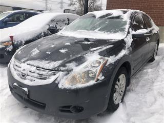 Used 2012 Nissan Altima 2.5 SL, CAM, Bose SOUND, Heated LEATHER, Sunroof for sale in Toronto, ON