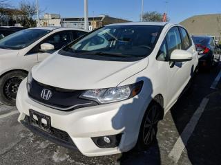 Used 2016 Honda Fit EX-L Navi for sale in Richmond, BC
