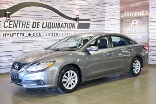 Used 2017 Nissan Altima 2.5 S for sale in Laval, QC