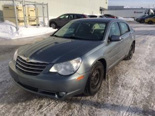 Used 2007 Chrysler Sebring 4 portes Tourisme for sale in Quebec, QC