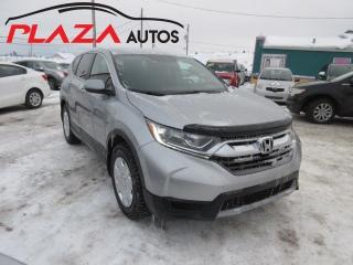 Used 2017 Honda CR-V LX for sale in Beauport, QC