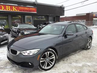 Used 2016 BMW 428i I Xdrive-Grancoupe for sale in Laval, QC