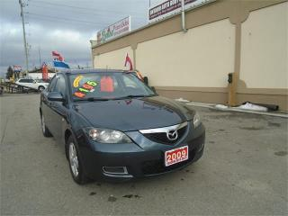 Used 2009 Mazda MAZDA3 GS for sale in Breslau, ON
